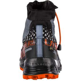 La Sportiva Crossover 2.0 GTX Chaussures de running Femme, slate/pumpkin